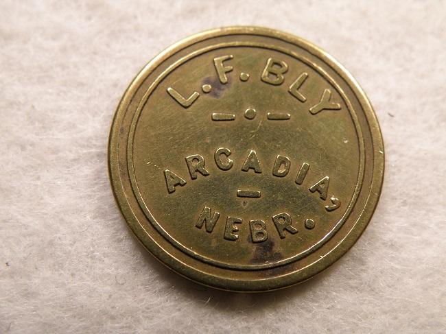 Nebraska : Linkville Coins And Antiques