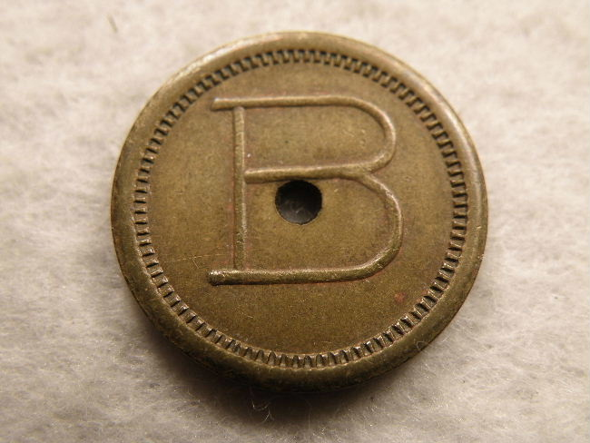 MEDFORD OREGON MEDFORD SALOON TOKEN - Click Image to Close